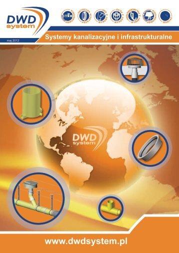 Katalog DWD System – ogólny katalog produktów 2012