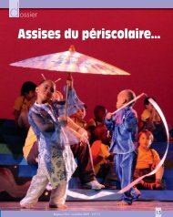 Dossier du Bagneux infos n° 171 - Novembre 2009