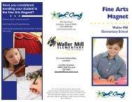 WMES Magnet Program Brochure - York County Schools