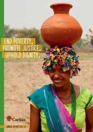 Annual Report 2011-2012 - Caritas Australia