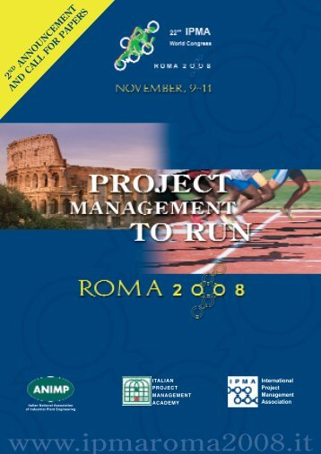 project management to run