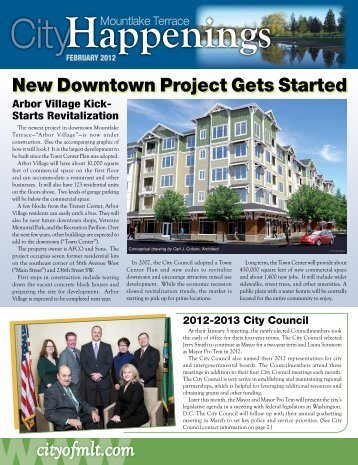 a link to an electronic version on the - City of Mountlake Terrace