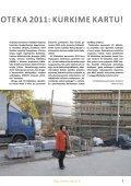 KALeIDoSCoPe oF eVenTS - Vilniaus universiteto biblioteka ... - Page 5