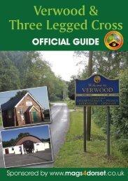 three legged cross index - Verwood Town Council