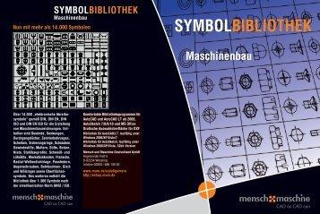 SYMBOLBIBLIOTHEK Maschinenbau