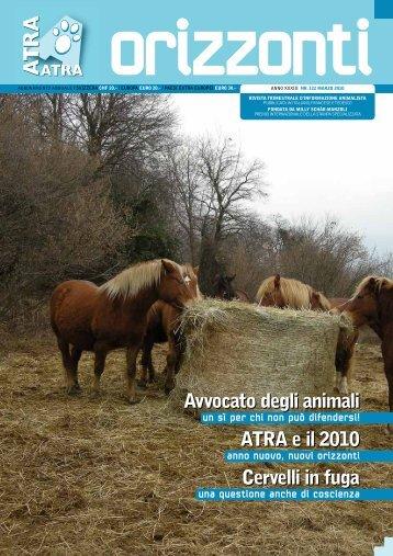 Marzo 2010 - ATRA