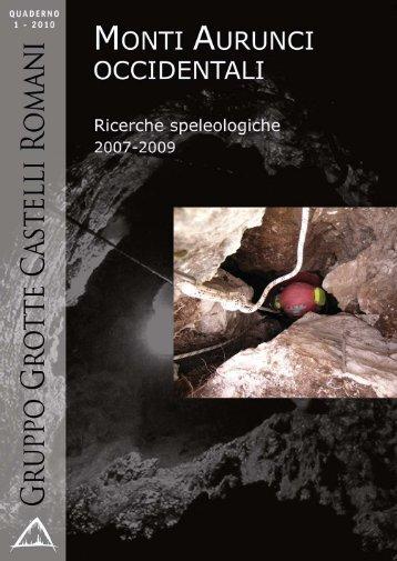 grotta della falange armata - Archeonet.Org