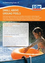 SMALL ABOVE GROUND POOLS