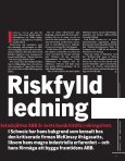 Riskfylld ledning - Page 2