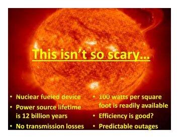 Mar 2009 - Simple Energy Savings
