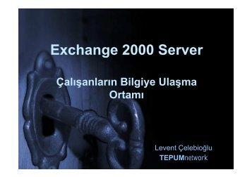 MS Exchange 2000