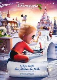 des Arbres de Noël - Disneyland® Paris