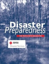 Disaster Preparedness for People with Disabilities - Disastersrus.org