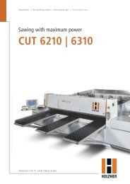 CUT 6210 | 6310 - High-Tech Machinery