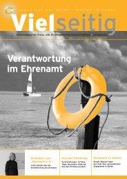 Verantwortung im Ehrenamt - Unterschleissheim Evangelisch