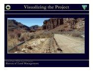 11. Visual Simulations - Bureau of Land Management