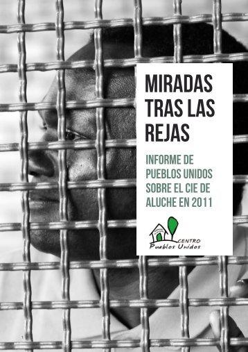 Informe 2011 sobre CIE Aluche - Pueblos Unidos
