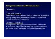 Valvulopatie ed insufficienza cardiaca - Cuorediverona.it