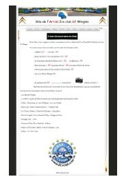 2ème Concentration de l'Artois 2cv Club de ... - Mehari 2 CV Club