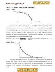 1. BASIC ECONOMIC IDEAS..pdf - StudyGuide.PK
