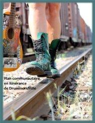 Plan communautaire en itinérance de Drummondville