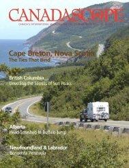 Cape Breton, Nova Scotia - Canadascope