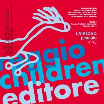 Catalogo editoria - Reggio Children
