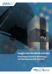 Insight into the World of Atoms - Jara
