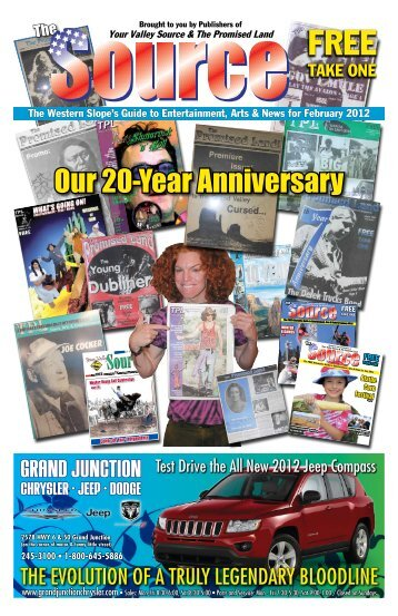 Our 20 - Year Anniversary - The Source