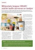 KRAV-märkt kaffe - Page 4