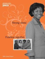 Rev YWCA.AR.2006 - YWCA USA