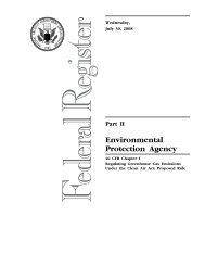 Federal Register - EPA Notice - R-Calf