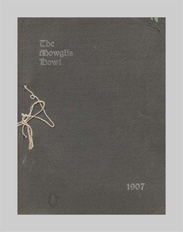 1907 - Camp Mowglis