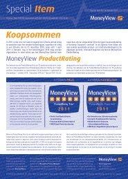 MoneyView Special Item Koopsommen - Accountancy Nieuws