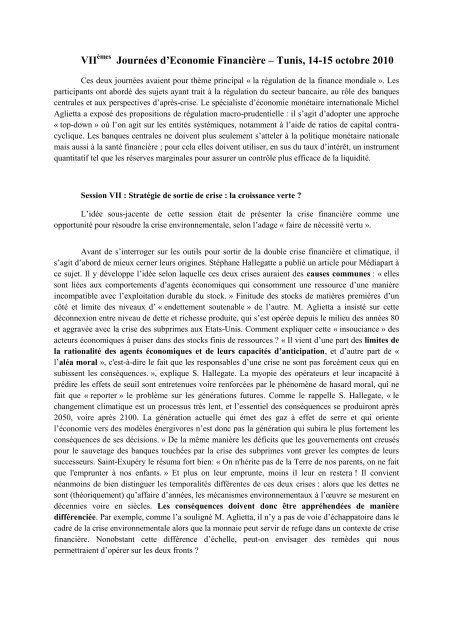 Etienne – CIRED / SMASH - Centre International de Recherche sur l ...