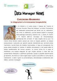 CARCINOMA MAMMARIO - Oncologia Rimini
