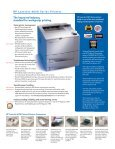 Redefining workgroup printing with innovative solutions. - Page 2