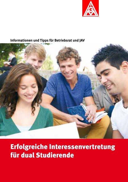 Erfolgreiche Interessenvertretung für dual Studierende PDF