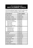 OPTIONAL ACCESSORIES - Bosch Diagnostics - Page 2