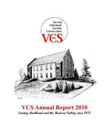 VCS Foster Grandparent Program - VCS Inc.