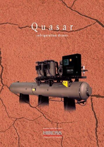Quasar E - Air Bonaita