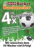 SV Wacker Burghausen - Seite 4
