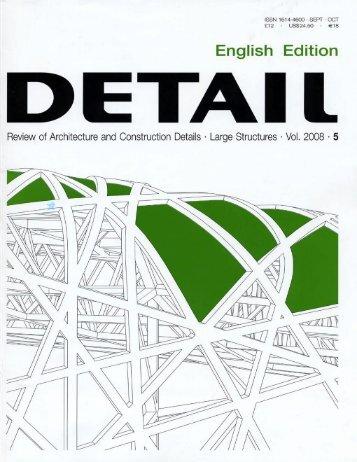 Detail Magazine Sep/Oct 2008 - Vector Foiltec