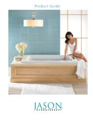 Product Guide - Jason International