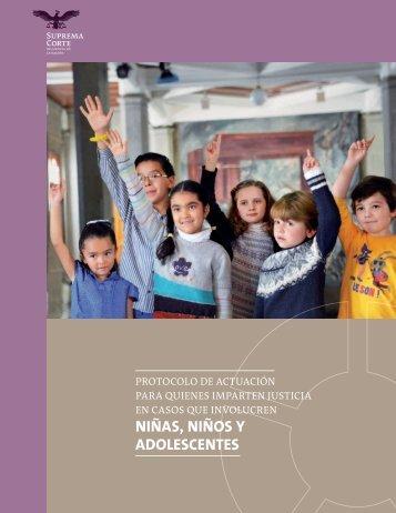Protocolo Infancia 2da Edic