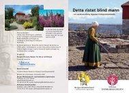 Dette ristet blind mann - Norges Blindeforbund