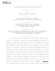 Government's Motion to Expedite Consideration of Petition