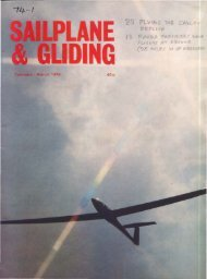 Volume 25 No 1 Feb-Mar 1974.pdf - Lakes Gliding Club