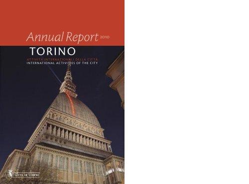 Rapporto 2010 - Città di Torino