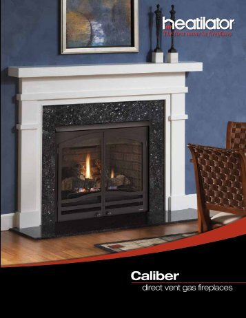 Caliber - Georgia Fireplace   Products and Service, Inc.